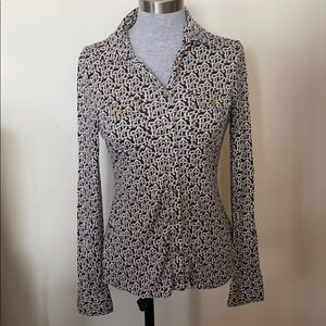 Tory Burch Silk Size Small Blouse